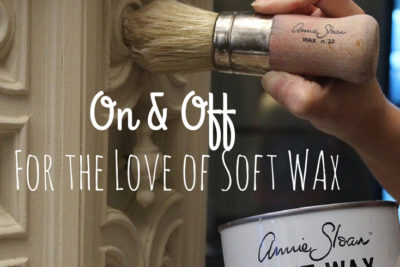 On and Off: For The Love Of Soft Wax